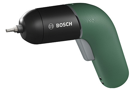 Bosch IXO 6th Generation in green.