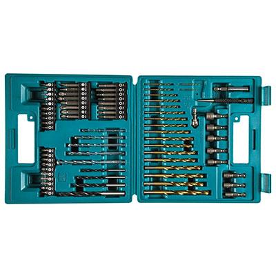 Makita B-49373 75-Piece Drill and Screw Bit Set.